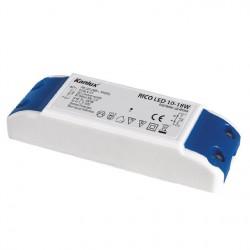 Led transformátor proudový Kanlux RICO LED 10-18W (350mA)  (07302)