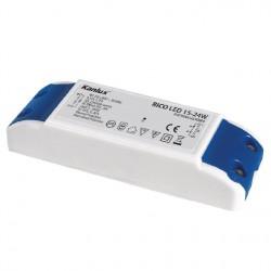 Led transformátor proudový Kanlux RICO LED 15-24W (700mA)  (07301)