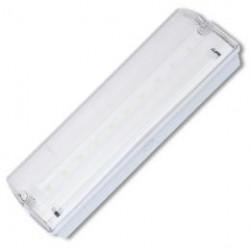 Nouzové LED svítidlo ECOLITE LEDER TL638L-LED - 10xSMD5730, 5000K, IP65