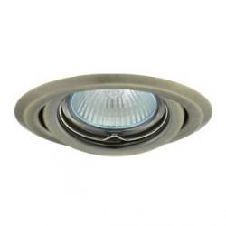 Bodové svítidlo Greenlux  AXL 2115 CM matný chrom (GXPP036)