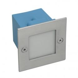 Vestavné svítidlo LED Kanlux TAXI SMD L C/M-WW teplá bílá (26460)