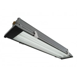 Zářivkové svítidlo Greenlux DUST metal EVG 2x58W IP65 (GXWP025)