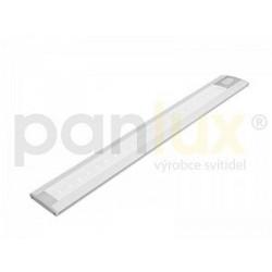 GORDON SET nábytkové svítidlo s vypínačem 21LED pod kuchyňskou linku, SET 230V - teplá bílá