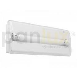 Panlux PLUTO nouzové svítidlo IP40 6W 1h (FPS-6061-C)