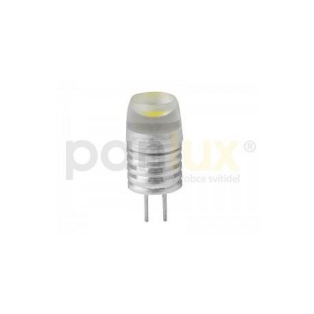LED světelný zdroj Kapsule LED 1W 12V G4 40lm studená bílá Panlux