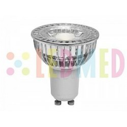 Led žárovka Panlux LEDMED COB LED 3W GU10 160lm teplá bílá
