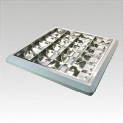 Zářivkové svítidlo přisazené CLAUDIA 418 EVG ELT IP20 NBB