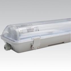 Zářivkové svítidlo prachotěsné ECONOMY 236 ABS/PS EVG IP65 NBB