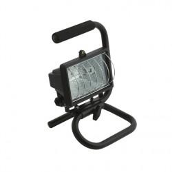 Přenosný halogenový reflektor Kanlux TRAP ZW3-L150P-B (00616)