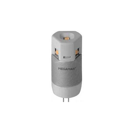 Led žárovka MEGAMAN G4 2W 3000K teplá bílá 120lm