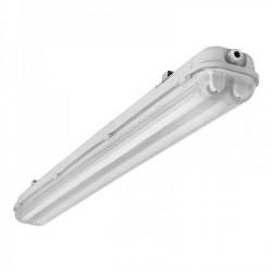 Zářivkové svítidlo prachotěsné na LED trubice Kanlux MAH PLUS-258/4LED/PC (22801)