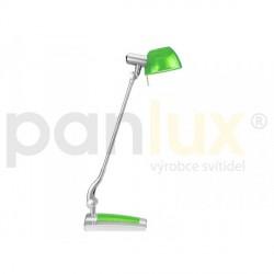 AKCE - Panlux GINEVRA UNO stolní lampička, zelená