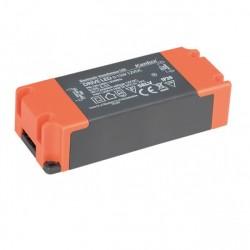Led transformátor napěťový Kanlux DRIFT LED 0-15W 12V DC  (23860)
