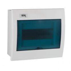 Plastový rozvaděč Kanlux IDEAL KDB-F08T vestavný (23617)