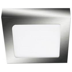 LED svítidlo přsazené Greenlux LED90 FENIX-S matt chrome 18W WW (GXDW093)