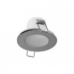 Panlux LED SPOTLIGHT IP65 5W podhled, bodovka, chrom - neutrální