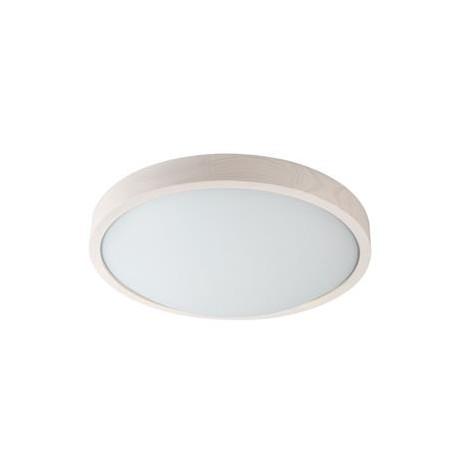 Přisazené svítidlo Kanlux OLIE LED 375 SN-WW teplá bílá, dřevo, sklo, dub sonoma (26104)