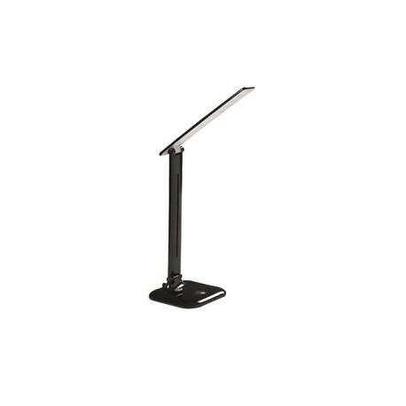 Kancelářská stolní lampička Kanlux DOSAN LED B černá (26691)