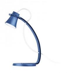 EMOS LED stolní lampa George modrá