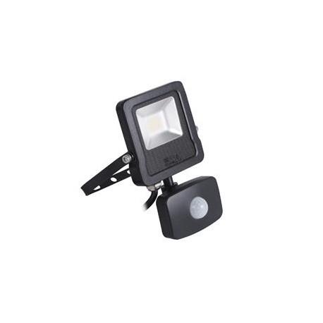 LED reflektor Kanlux ANTOS LED 10W-NW-SE B s čidlem (27094)