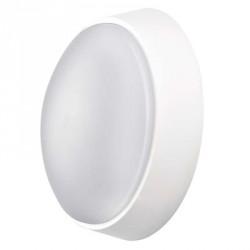 EMOS LED přisazené svítidlo, kruh černá/bílá 14W teplá bílá
