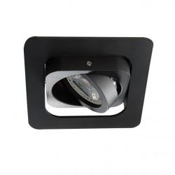 Bodové svítidlo Kanlux ALREN R DTL-B černá (26757)
