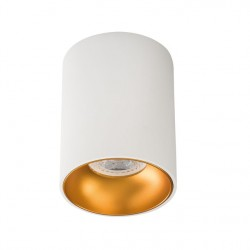 Svítidlo přisazené Kanlux RITI GU10 W/G (27570)