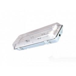 Zářivkové svítidlo VICTORIA 230V KLD-L 2G11 2x36W IP65 NBB
