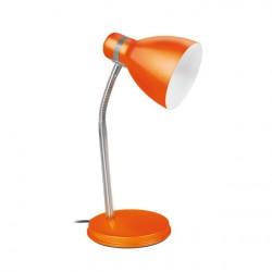 Kancelářská stolní lampa Kanlux ZARA HR-40-OR oranžová (07563)