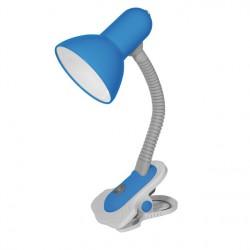 Stolní lampička Kanlux SUZI HR-60-BL modrá (07152)