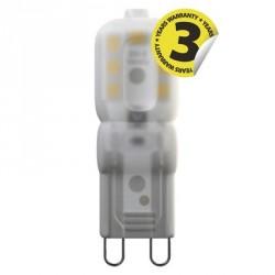 EMOS LED žárovka Classic JC A++ 2,5W G9 neutrální bílá