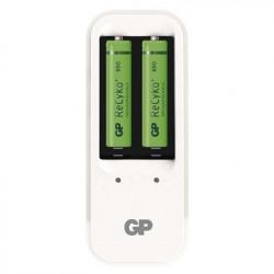 EMOS GP nabíječka baterií PB410 + 2AAA GP ReCyko+ 850