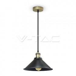 Metal Pendant Light Black, VT-7424