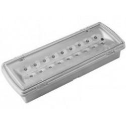 Ecolite LED nouzové svítidlo TL507L-LED, 20xSMD5730, 5000K, IP65