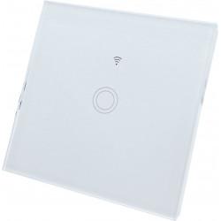 Greenlux smart jednokanalový spínač WiFi SWITCH White (GXSH040)