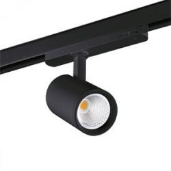 Svítidlo LED, určené pro lištový systém Kanlux ATL1 18W-930-S6-B 3000K, černá (33131)