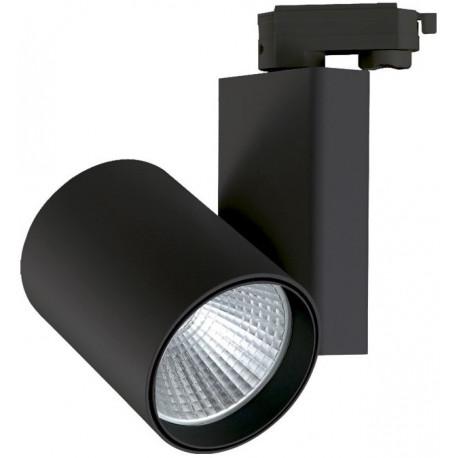 LED svítidlo na lištový systém Greenlux SPOTEO TRACK B 40W 45 WW 3000K teplá bílá (GXTR111)