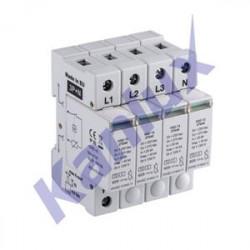Přepěťová ochrana Kanlux KSD-T1T2 275/240 3P+N (23920)