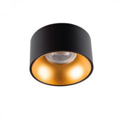 Vestavné bodové svítidlo Kanlux MINI RITI GU10 B/G (27575)