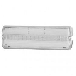 Nouzové svíidlo MODUS ECONOMIC LED SA, 3 hod, IP65 (OZN/ECL/1W/C/3/SA/X/CL)