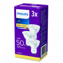 Philips LED žárovka sada 3ks 3,8W GU10 380m 2700K