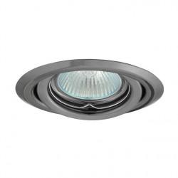 Bodové svítidlo Greenlux AXL 2115 GM černý chrom (GXPP037)