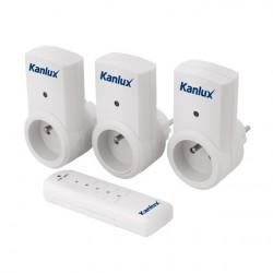 Elektronické časový spínače Kanlux APO TM-3 (07980)